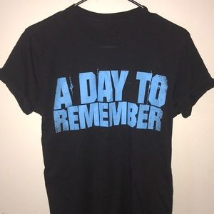A Day to Remember tshirt